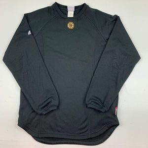 Majestic Boston Bruins Long Sleeve Pullover Size S
